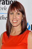NEW YORK - JULY 12: Honoree Amy Doyle attends the UJA-Federation Music Visionary of the Year Award Luncheon at the Pierre Hotel on July 12, 2012 in New York City. (Photo by MPI81/MediaPunchInc) /*NORTEPHOTO*<br />