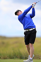 Cathal Butler (Kinsale) during the 2nd round of the East of Ireland championship, Co Louth Golf Club, Baltray, Co Louth, Ireland. 03/06/2017<br /> Picture: Golffile | Fran Caffrey<br /> <br /> <br /> All photo usage must carry mandatory copyright credit (&copy; Golffile | Fran Caffrey)