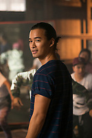 Dance Academy: The Movie (2017) <br /> Jordan Rodrigues<br /> *Filmstill - Editorial Use Only*<br /> CAP/RFS<br /> Image supplied by Capital Pictures