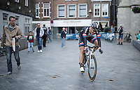 After finishing the opening stage, Marcel Kittel (DEU/Giant-Alpecin) went deep into his reserves to pull off a good prologue. He would finish 13th, 12 seconds behind the stage winner.<br /> <br /> stage 1: prologue<br /> Ster ZLM Tour 2015