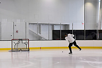 September 11, 2018: Boston Bruins defenseman Zdeno Chara (33) skates during the Boston Bruins training camp at Warrior Ice Arena in Brighton Mass. Eric Canha/CSM