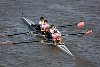 Crew: 284  WES (E)  Westminster School (O Li)  4+ Jun Chall<br /> <br /> Fours Head of the River 2018<br /> <br /> To purchase this photo, or to see pricing information for Prints and Downloads, click the blue 'Add to Cart' button at the top-right of the page.