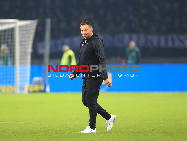 03.11.2018, OLympiastadion, Berlin, GER, DFL, 1.FBL, Hertha BSC VS. RB Leipzig, <br /> DFL  regulations prohibit any use of photographs as image sequences and/or quasi-video<br /> <br /> im Bild Cheftrainer (Head Coach) Pal Dardai (Hertha BSC Berlin)<br /> <br />       <br /> Foto © nordphoto / Engler