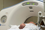 Patient in VCT Scanner