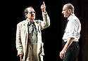 Oedipus by Sophocles,A new version by Frank McGuinness directed by Jonathan Kent.With Ralph Fiennes as Oedipus , Alan Howard as Teiresias.Opens at The Olivier Theatre at The National Theatre on 15/10/08 CREDIT Geraint Lewis
