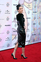 LOS ANGELES, CA - APRIL 6: Halsey at the Ending Youth Homelessness: A Benefit For My Friend's Place at The Hollywood Palladium in Los Angeles, California on April 6, 2019.    <br /> CAP/MPI/SAD<br /> ©SAD/MPI/Capital Pictures