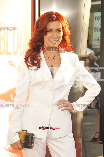 Carrie Preston at HBO's 'True Blood' Season 5 Los Angeles premiere at ArcLight Cinemas Cinerama Dome on May 30, 2012 in Hollywood, California. © mpi35/MediaPunch Inc.