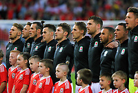 2017 09 02 FIFA World Cup Qualifier, Wales and Austria, Cardiff City Stadium, Wales, UK