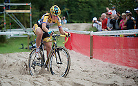 Nikki Harris (GBR/Telenet-Fidea)<br /> <br /> GP Neerpelt 2014
