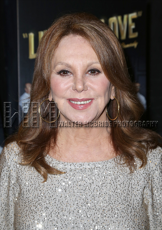 Marlo Thomas attends the Broadway Opening Night Performance After Party for 'Living on Love' at Sardi's on April 20, 2015 in New York City.