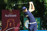 Joachim B Hansen (DEN) during the final round of the Ras Al Khaimah Challenge Tour Grand Final played at Al Hamra Golf Club, Ras Al Khaimah, UAE. 03/11/2018<br /> Picture: Golffile | Phil Inglis<br /> <br /> All photo usage must carry mandatory copyright credit (&copy; Golffile | Phil Inglis)