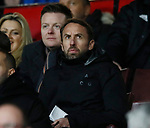 England manager Gareth Southgate during the Premier League match at Bramall Lane, Sheffield. Picture date: 10th January 2020. Picture credit should read: Simon Bellis/Sportimage