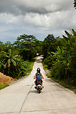 PHILIPPINES, Palawan, Sabang, on the road from Barangay to Sabang to see the Underground River