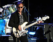 FORT LAUDERDALE, FL - NOVEMBER 07: Richard Page of Ringo Starr & His All-Starr Band performs at The Parker Playhouse on November 7, 2017 in Fort Lauderdale Florida. Credit Larry Marano © 2017