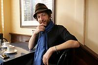 Montreal (Qc) Canada - September 2011- EXCLUSIVE PHOTOS - Arthur H