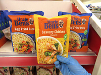JUN 19 Uncle Ben's to Re-Brand