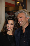 Gina Gershon at The opening Night of Broadway's Gore Vidal's The Best Man on April 1, 2012 at the Gerald Schoenfeld Theatre, New York City, New York. (Photo by Sue Coflin/Max Photos)