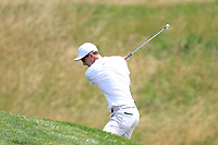Dylan Frittelli (RSA) on the 12th during Round 3 of the HNA Open De France at Le Golf National in Saint-Quentin-En-Yvelines, Paris, France on Saturday 30th June 2018.<br /> Picture:  Thos Caffrey | Golffile