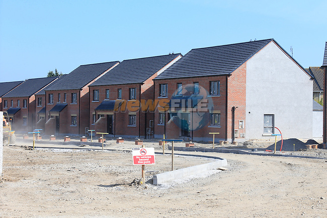 The new Moneymore housing development.<br /> Picture: www.newsfile.ie