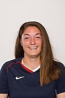 Taylor Vancil. U-17 USA Women's National Team head shots on September 16, 2008. Photo by Howard C. Smith/isiphotos.com