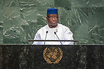 LOS general debate &ndash; 27 September<br /> <br /> AM<br /> <br /> His Excellency Julius Maada Bio, President, Republic of Sierra Leone