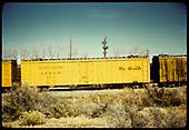 Refrigerator car #153 - Alamosa<br /> D&amp;RGW  Alamosa, CO