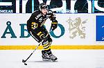 Stockholm 2013-12-07 Ishockey Elitserien AIK - Skellefte&aring; AIK :  <br /> AIK:s Brett Carson<br /> (Foto: Kenta J&ouml;nsson) Nyckelord:  AIK Skellefte&aring; SAIK portr&auml;tt portrait