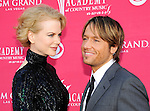 Nicole Kidman and Keith Urban at the 2009 Academy Of Country Music Awards at the MGM Grand in Las Vegas, April 5th 2009...Photo bt Chris Walter-Photofeatures