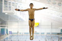 PICTURE BY BEN DUFFY/SWPIX.COM.....Diving Feature, John Charles Aquatics centre,Tom Daley, Leeds....18/11/07...Copyright - Simon Wilkinson - 07811267706..Diver Tom Daley pictured in Leeds