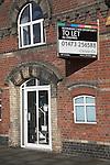 Restaurant to let. Urban redevelopment of docks, Ipswich Wet Dock, Suffolk, England
