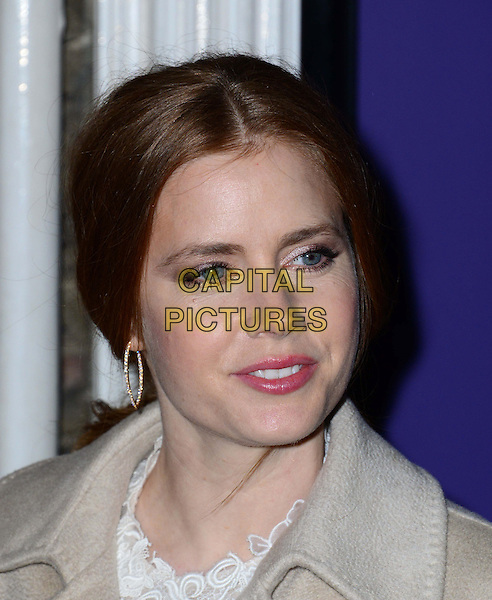 LONDON, ENGLAND - FEBRUARY 15: Amy Adams attends EE British Academy Film Awards (BAFTAs) nominees party at Asprey London, 167 New Bond Street, on February 15, 2014, in London, England.  <br /> CAP/JOR<br /> &copy;Nils Jorgensen/Capital Pictures