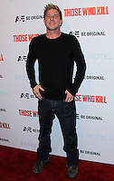 "HOLLYWOOD, LOS ANGELES, CA, USA - FEBRUARY 26: Kenny Johnson at the Premiere Party For A&E's Season 2 Of ""Bates Motel"" & Series Premiere Of ""Those Who Kill"" held at Warwick on February 26, 2014 in Hollywood, Los Angeles, California, United States. (Photo by Xavier Collin/Celebrity Monitor)"