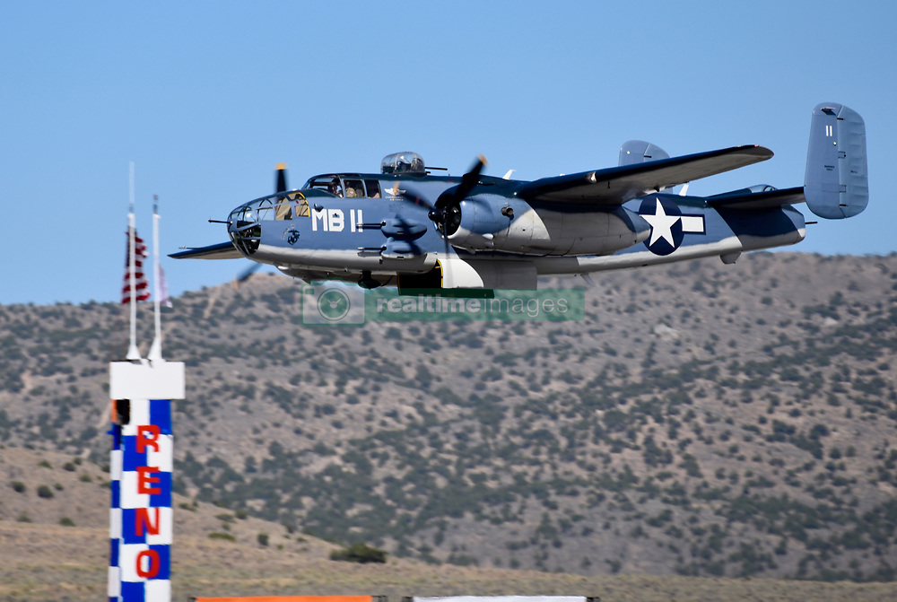 AIR RACES: SEP 13 National Championship Air Races | RealTime
