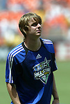 31 August 2004: Eddie Gaven. The MLS Eastern Conference All Stars defeated the MLS Western Conference All Stars 3-2 at RFK Stadium in Washington, DC in the Major League Soccer Sierra Mist All-Star Game..