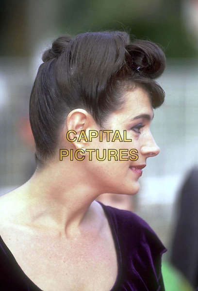 SEAN YOUNG..Ref: 9602 ..headshot, portrait, profile, hair up..www.capitalpictures.com..sales@capitalpictures.com..©Capital Pictures