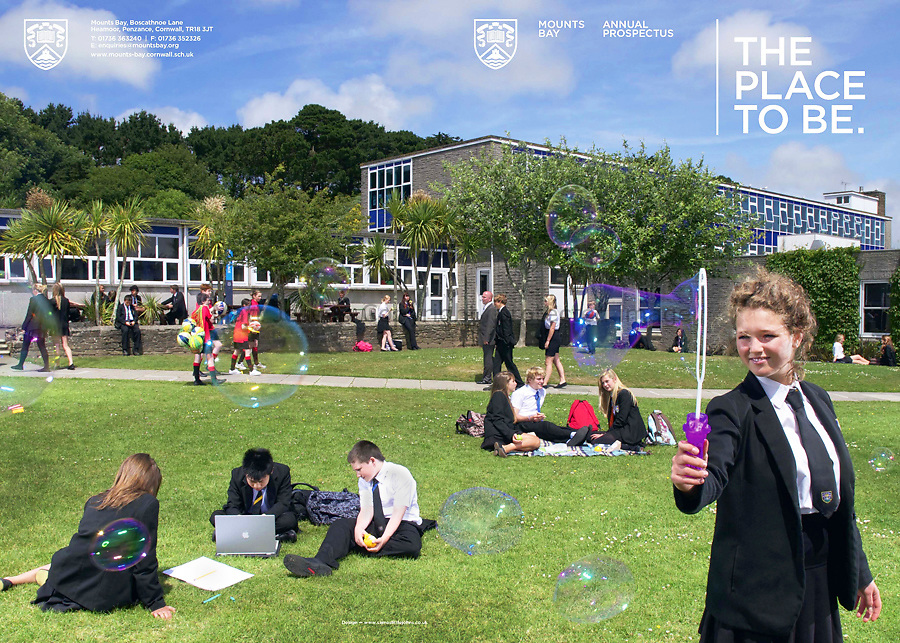 CLIENT: MOUNTS BAY ACADEMY //     <br />