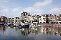 Nederland - Amsterdam - 2019. Het Damrak.   Foto Berlinda van Dam / Hollandse Hoogte