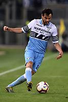 Marco Parolo of Lazio <br /> Roma 17-4-2019 Stadio Olimpico Football Serie A 2018/2019 SS Lazio - Udinese <br /> Foto Andrea Staccioli / Insidefoto