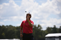 Abraham Ancer (MEX) during the second round of The Tour Championship, East Lake Golf Club, Atlanta, Georgia, USA. 22/08/2019.<br /> Picture Ken Murray / Golffile.ie<br /> <br /> All photo usage must carry mandatory copyright credit (© Golffile | Ken Murray)