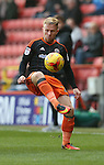 Sheffield United's Mark Duffy in action during the League One match at the Valley Stadium, London. Picture date: November 26th, 2016. Pic David Klein/Sportimage