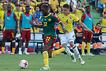 Ngwemi of Camerun during the friendly match between Camerun and Colombia in Madrid, Spain 13 jun 2017.(ALTERPHOTOS/Rodrigo Jimenez)