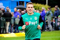 HAREN - Voetbal, Eerste training FC Groningen, Sportpark de Koepel, seizoen 2018-2019, 24-06-2018,  FC Groningen speler Ruben Ettergard Jenssen