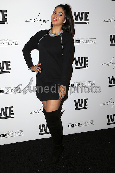 "29 January 2016 - Hollywood, California - Dani Rey. ""Daya"" By Zendaya Shoe Line Launch Party to be featured on an upcoming episode of WE tv's David Tutera's CELEBrations held at Raleigh Studios. Photo Credit: Parisa Michelle/AdMedia"