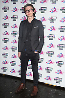 Isaac Hemspted-Wright<br /> arriving for the NME Awards 2018 at the Brixton Academy, London<br /> <br /> <br /> ©Ash Knotek  D3376  14/02/2018