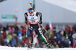IBU Biathlon World Cup<br /> &copy; Pierre Teyssot <br /> Dominik Windisch (ITA) in action during the IBU Biathlon World Cup