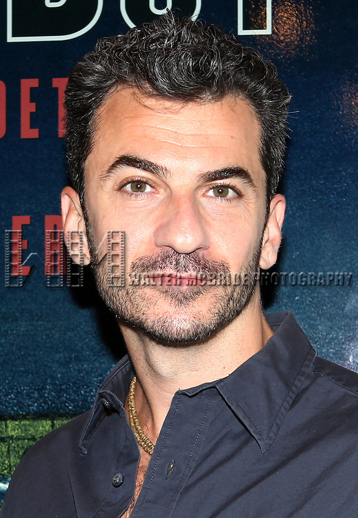 Michael Aronov attending the Meet & Greet for the Lincoln Center Theater's 75th Anniversary Production of 'Golden Boy' at their Rehearsal Studios on 10/25/2012 in New York.