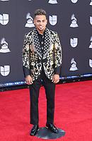 14 November 2019 - Las Vegas, NV - Ozuna. 2019 Latin Grammy Awards Red Carpet Arrivals at MGM Grand Garden Arena. Photo Credit: MJT/AdMedia