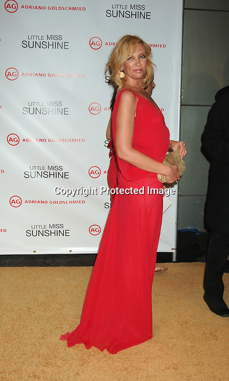 "Toni Collette..at The New York Premiere of ""Little Miss Sunshine"" starring ..Greg Kinnear, Toni Collette and Abigail Breslin on July 25, 2006 at The AMC LoewsLincoln Theatre. ..Robin Platzer, Twin Images"