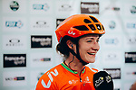 Marianne Vos (NED) CCC-Liv wins La Course 2019 By Le Tour running 121km from Pau to Pau, France. 19th July 2019.<br /> Picture: ASO/Thomas Maheux | Cyclefile<br /> All photos usage must carry mandatory copyright credit (© Cyclefile | ASO/Thomas Maheux)