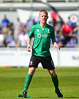Lincoln City's Terry Hawkridge<br /> <br /> Photographer Andrew Vaughan/CameraSport<br /> <br /> Vanarama National League - Eastleigh v Lincoln City - Saturday 8th April 2017 - Silverlake Stadium - Eastleigh<br /> <br /> World Copyright &copy; 2017 CameraSport. All rights reserved. 43 Linden Ave. Countesthorpe. Leicester. England. LE8 5PG - Tel: +44 (0) 116 277 4147 - admin@camerasport.com - www.camerasport.com